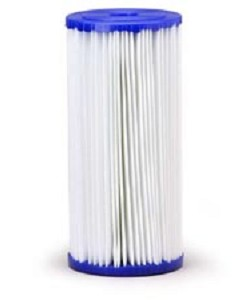 30 Micron Pleated Polyester Sediment Filter 4.5 x 10  Replaces FXHSC