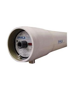"Protec PRO-8-300-SP-1 8"" x 40"" FRP 300 PSI SP Protec Membrane Housing"