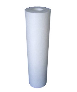 5 Micron Polyspun Sediment Filter Cartridge 4.5 x 20