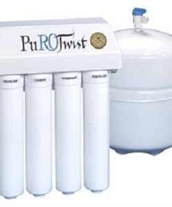 Purotwist PT4000T50-SS AG Reverse Osmosis Systems