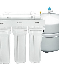 Purevalue 5EZ50 5 Stage 50 GPD Reverse Osmosis System