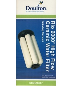 Doulton W9381000 Rio2000 Module Candle Assembly Filter System