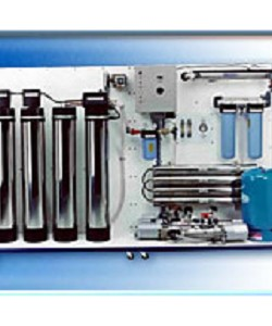 Filtration Stations ROS/FS-3-WS Reverse Osmosis