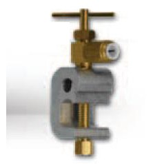 SV-6-QC 1/4 inch Tube Quick Connect Fits Pipe 3/8 inch to 5/8 inch Self-Piercing Valves