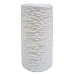 25 Micron Polypropylene String Wound Sediment Filter - 4.5 x 10