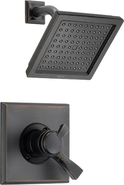 Delta T17251-RB Dryden Monitor 17 Series Shower Trim Venetian Bronze Finish