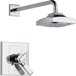 Delta T17286 Arzo Monitor(R) 17 Series Shower Trim Chrome Finish