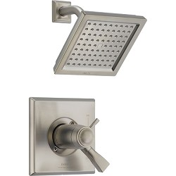 Delta  T17T451 Dryden  TempAssure 17T Series Tub and Shower Trim  Chrome Finish