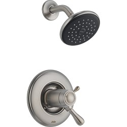 Delta  T17T278-SS Leland  TempAssure 17T Series Shower Trim  Stainless Finish