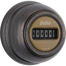 Delta T50001-RB Body Spray Trim with H2Okinetic Technology(R) Venetian Bronze Finish