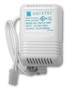 Aquatec TAS-114-19-EP1 Transformer for 6800 115V 0.8 AMP