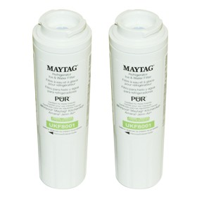 WF50, UKF8001AXX, 4396395, 12589208 Amana Water Filter - 2 Pack
