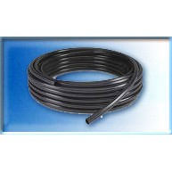 Softner UP56-250BK 5/16OD 250' Black Brine Line Tubing