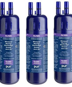 Whirlpool W10295370A Refrigerator Ice and Water Filter - 3 Pack