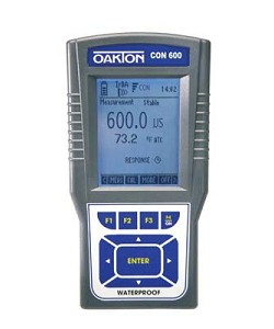 Oakton WD-35408-00 Measure TDS Waterproof 600 Conductivity Meter