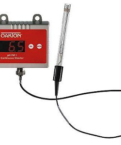 Oakton WD-35801-01 pH Electrode with 10 ft Cable