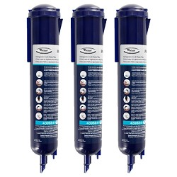 4396841 Whirlpool / Kitchenaid PUR Ice & Refrigerator Water Filter - 3 Pack