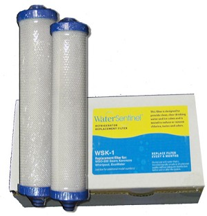 Water Sentinel WSK-1 Replacement Water Filters (2-Pack)
