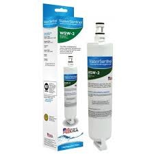 Water Sentinel WSW-1 Refrigerator Filter | Whirlpool 4396508 | 2 Pack