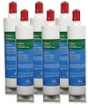 Water Sentinel  WSW-2 Compatible Whirlpool 4396510 Filter Cartridge- 6 Pack