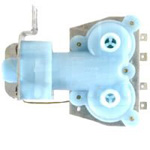 12195504 Maytag Refrigerator Water Valve replaced with part # WPW10247599