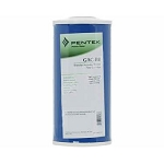 Pentek 155153-43 10 Big Blue GAC-BB Granular Activated Carbon Filter