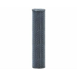 Pentek 155382-43 Big Blue NCP-20BB 4.5 x 20/ 10 Micron Pleated Carbon-Impregnated Polypropylene Filter