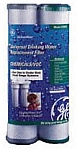GE FXSVC SmartWater Replacement Water Filter Set of 2