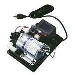 Shurflo 82-100-00 115VAC 0.9GPM 3/8 inch JG LPP Low Voltage Delivery System with Transformer
