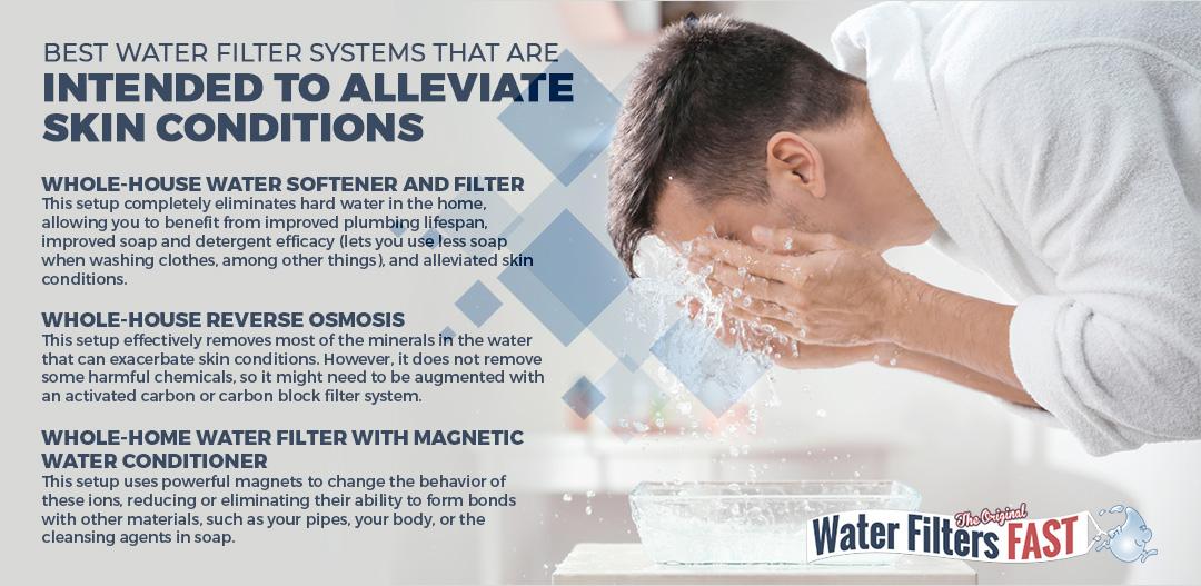 Лучшие системы фильтрации воды, чтобы помочь коже