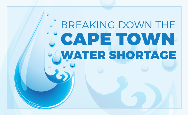 Breaking Down the Cape Town Water Shortage