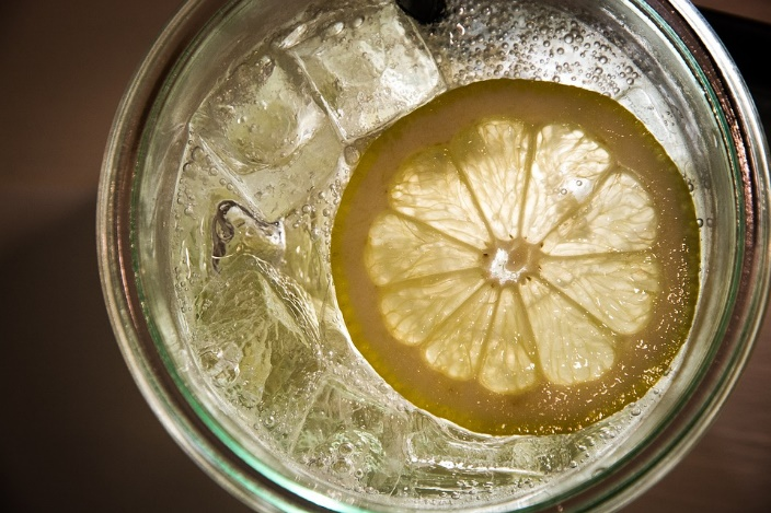 Lemon-In-Water