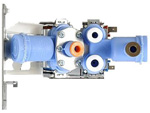 GE WR57X10026 Refrigerator Water Valve and Bracket Assembly