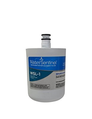 WaterSentinel WSL-3 Refrigerator Replacement Filter Fits LG LT700P Filterss Water Sentinel 3-Pack