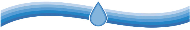 Water Drop Divider