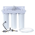 Watts Flowmatic ADWU-T Under Counter Triple Sump