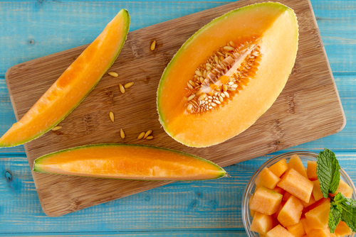 cantaloupe-melon-slices