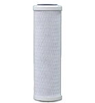 10 Micron Carbon Block Filter Cartridge | 2.5 x 9.75