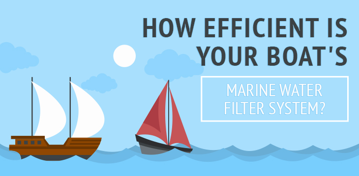 How Efficient Is Your Boat's Marine Water Filter System?