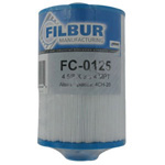 Filbur FC-0125 Saratoga Pool and Spa Filter