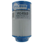 Filbur FC-0303 LA Spas Pool and Spa Filter