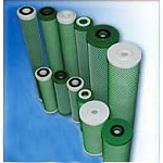 Filtrex FXB20VOC 4.5x20 5 Micron VOC Series Green Block Filter