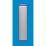 Pentek Big Blue GAC-20-BB 20 inch × 4 1/2 inch Granular Activated Carbon Cartridge
