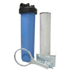 Pentek 160364 20 inch Big Blue Filter System