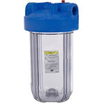 Pentek 166219, American Plumber W10-BC 1 inch #10 Big Clear Housing