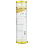 Pentek ECP50-10  2.5 x 10 / 50 Micron Sediment Filter Cartridge Replacement