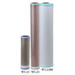 Pentek WS-20BB Water Softening Resin Filter Cartridge
