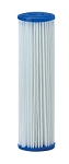 20 Micron Pleated Polyester Sediment Filter | 2.5 x 10