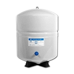Hydronix RO-132-W-14 3.2 Gallon Metal White Small Bladder Tank