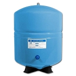 RO-152-BL 4 Gallon Metal Blue PA-E Small Bladder Tank